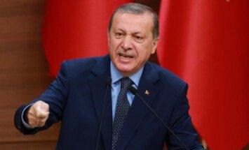 Эрдоган поставил безопасность европейцев по всему миру в зависимость от уважения к Турции