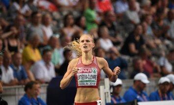 Skrējēja Latiševa-Čudare Eiropas čempionātā izcīna 10. vietu