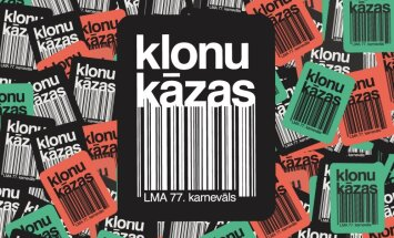 Jau šovakar Latvijas Mākslas akadēmijas 77. karnevāls 'Klonu kāzas'
