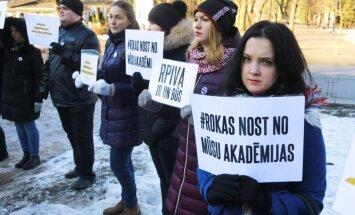 Pedagogu arodbiedrība piedalīsies RPIVA rīkotajā protestā