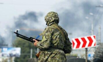 Daļa Krievijas karavīru izvesti no Ukrainas, bet vietā nākuši citi