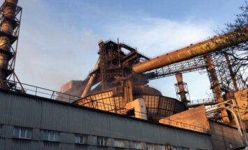 Один из крупнейших металлокомбинатов Украины остановился из-за забастовки