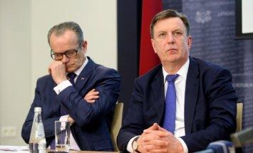 Премьер не прогнозирует партиям коалиции хороших результатов на выборах в Риге