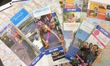 'Jāņa sēta' iegādājas Somijas tūrisma karšu kompāniju 'Oy e-City Ab'