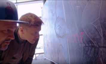 Ar 'Prāta vētras' un Kraukļa izstādi noslēgsies 'Skaņai vajag mākslu'