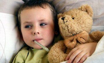 Ziema – plaušu karsoņu laiks. Kā pasargāt mazuli no smagas slimības?