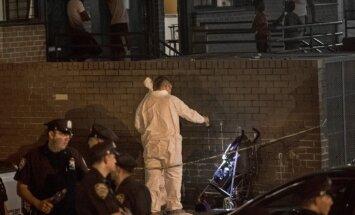 Ņujorkā nošauts gadu vecs bērns