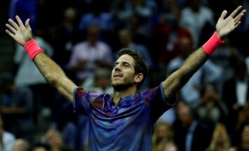 US Open: дель Потро нанес поражение Федереру, Надаль разгромил Рублева