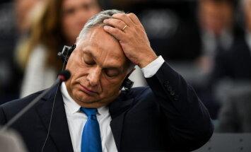 Orbana faktors: EP uzsāk balsstiesību atņemšanu Ungārijai