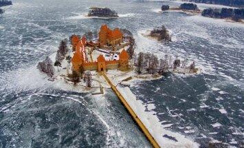Nebeidz šarmēt pat ziemā: idejas atpūtai svaigā gaisā tepat Lietuvā