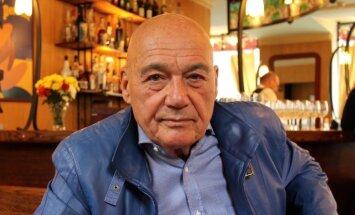 PSRS sabrukums Baltijas valstīm deva attīstību. 'Delfi' intervija ar Krievijas žurnālistikas leģendu Vladimiru Pozneru