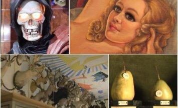 Bēres, erotika un mākslīgi augļi: septiņi savdabīgākie pasaules muzeji