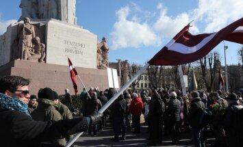 16. marta pasākumi pēdējos gados noritējuši mierīgi, pauž Kozlovskis