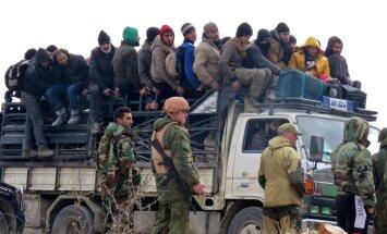Alepo palikuši tikai radikāļi, pēc neveiksmīgas evakuācijas kampaņas paziņo Krievija