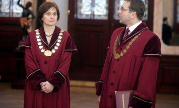 'Delfi TV ar Jāni Domburu': Satversmes priekšsēdētāja Ineta Ziemele. Intervijas teksts
