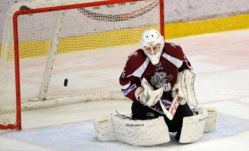 'Rīgas' hokejisti izbraukuma sēriju Baltkrievijā noslēdz ar zaudējumu