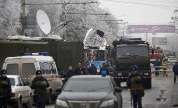 Volgograda pēc traģēdijas: iedzīvotāji ziedo asinis, pilsētā sākušās sēras