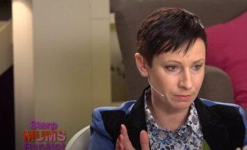 'Es sapratu, ka negribu būt vientuļā māte'. Aktrise Anna Šteina par savu lēmumu