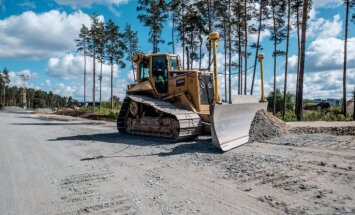 Строительство дорог дорожает три года подряд