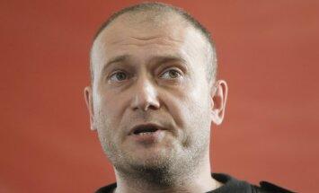 Выборы на Украине: в Раду проходят Ярош и Тарута