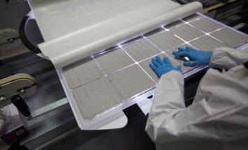 'Apple' kļūst 'zaļāks' un sāk strādāt ar 100% atjaunojamu enerģiju