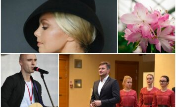 Smeldzīgi, kaislīgi, romantiski – 11 koncerti Valentīndienas vakaram