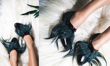 Туфли из сказки: Латвийский бренд SAZ представил осенне-зимнюю коллекцию обуви