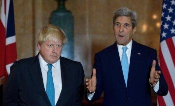 Керри: Решение о санкциях против России примем в ближайшие дни