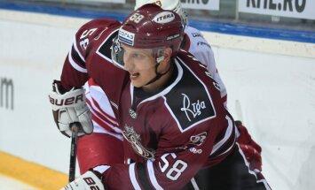 Šags un Galviņš atgriežas ierindā Rīgas 'Dinamo', uz lazareti pārceļas Pujacs un Miķelis Rēdlihs