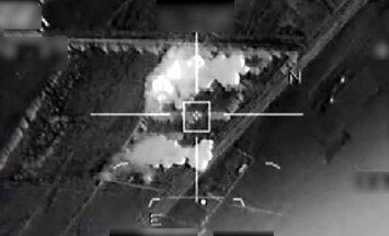 ASV kurdu kontrolētajos Sīrijas ziemeļos būvējot divas aviobāzes