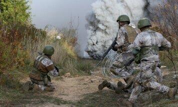 В мае и июне на территории Латвии пройдут пять военных учений