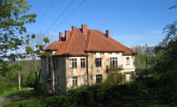 Sava laika arhitektūras pērle: 'Jaunrudbāržu' nams ar piegulošajām ēkām