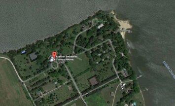 Luksusa īpašums Mērilendā: kas zināms par ASV slēgto Krievijas kompleksu