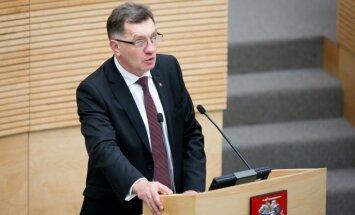 Lietuva par gāzes piegādi Klaipēdas terminālim runās ar 'Statoil'