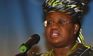 Pasaules Bankas prezidenta amatam izvirza Nigērijas finanšu ministri