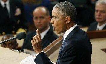 Obama pēc Čārlstonas apšaudes aicina ierobežot ieroču nēsāšanas likumu