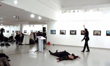 По делу об убийстве российского посла в Турции задержали пятерых человек
