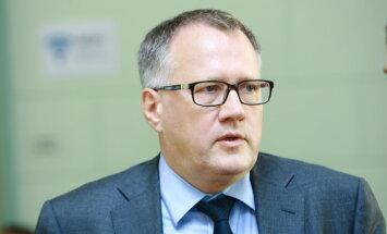 Ventspils ostas iesaiste 'Nord Stream 2' nav atbalstāma, vērtē Ašeradens