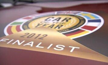 Nosaukti 'Eiropas Gada auto 2013' titula pretendenti