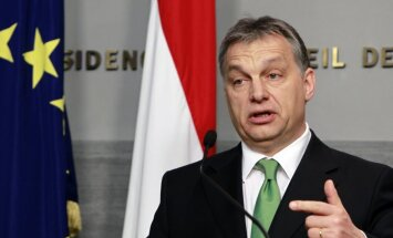 Ungārijas premjerministrs: ES ar sankcijām iešāva pati sev kājā