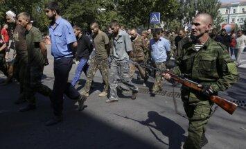 ANO apsūdz Ukrainas spēkus un prokrieviskos kaujiniekus spīdzināšanā