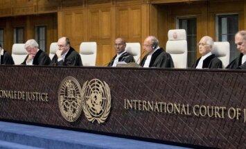 Международный суд ООН частично удовлетворил иск Украины к России