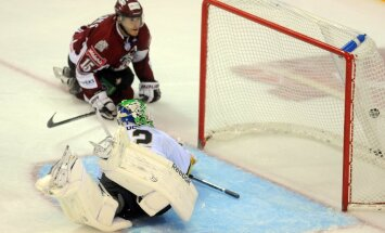 Karsumam trīs vārti; Rīgas 'Dinamo' ar uzvaru sāk LDz kausa turnīru