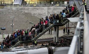 Германия приняла в 2016 году более 100 тысяч членов семей беженцев