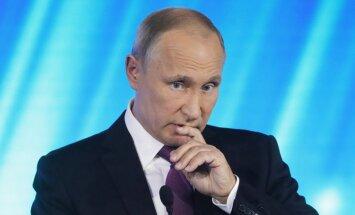 Путин на пресс-конференции — о самовыдвижении, Донбассе и Крыме, Трампе и Собчак