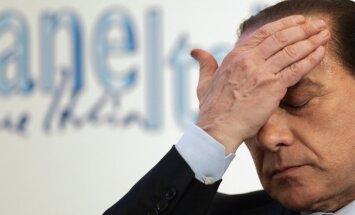 Berluskoni varētu pārdot 'AC Milan' 'Gazprom' akcionāriem