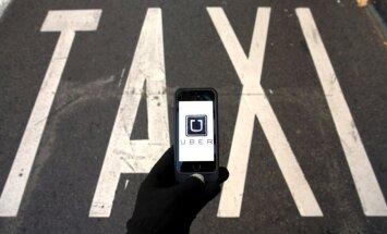 Ašeradens par 'Taxify' un 'Uber': Latvijā veidojas jauna nozare
