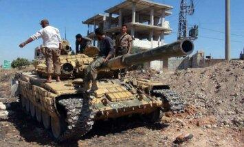Krievija: lidojumiem slēgtas zonas noteikšana virs Sīrijas netiks pieļauta