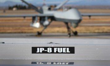 ASV bezpilota lidaparātu triecieni varētu būt kara noziegums, uzskata cilvēktiesību aizstāvji