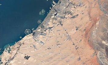 Interaktīvi satelītu attēli: Kā pasaule mainījusies 32 gados